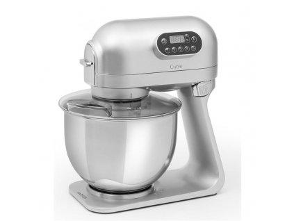 Kuchyňský robot Klarstein Curve - stříbrný