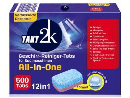 EmaHome Tablety 20g do myčky na nádobí 500 ks
