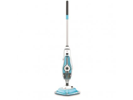 Parní mop Dirt Devil DD302-1 AquaClean 2in1 Multifunction Steam Cleaner - bílý/modrý