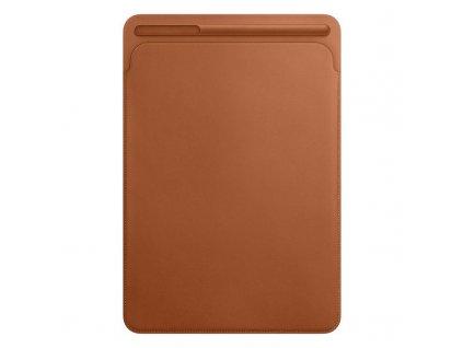 """Pouzdro na tablet Apple Leather Sleeve na iPad Pro 10,5"""" - sedlově hňedý"""