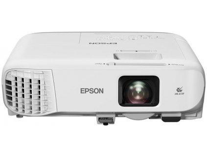 Projektor Epson EB-980W - bílý