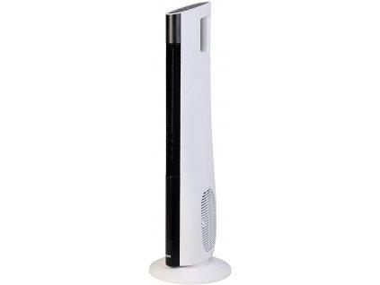Keramický horkovzdušný ventilátor Ardes 4P906T - bílá/černá
