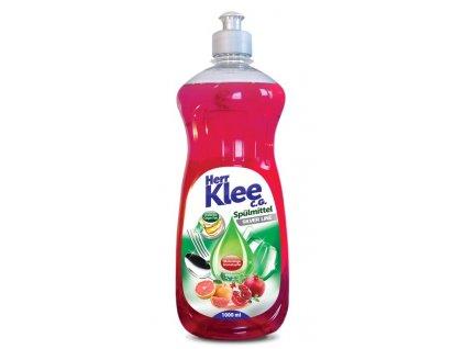 Klee Silver Line Blutorange Granatapfel prostředek na mytí nádobí 1 L