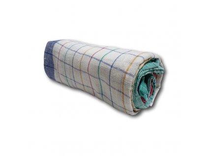 Sada kuchyňských utěrek 10 ks 50x70 cm bavlna