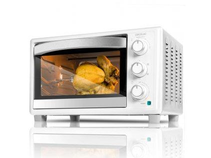 Multifunkční elektrická mini trouba Cecotec Bake'n Toast 690 Gyro