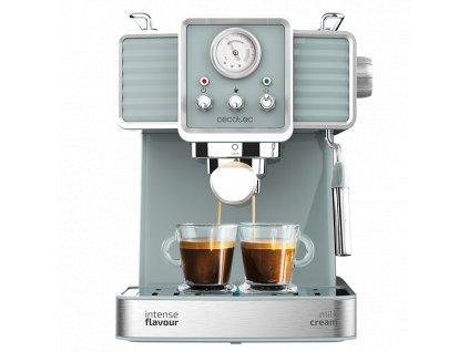 CECOTEC Kávovar pákový espresso power 20 tradizionale / bílá