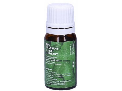 Přírodní éterický olej / 12 ml / eukalyptus