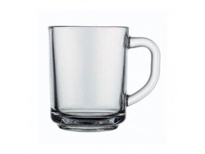 Tumbler - Skleněný hrnek 250 ml čiré sklo