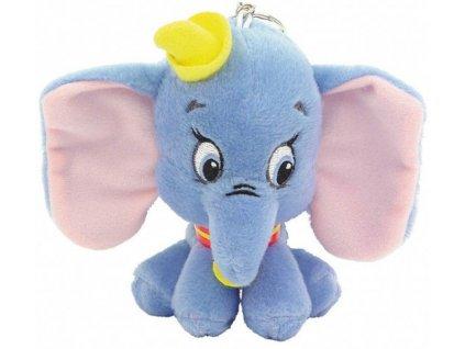 Dino Plyšová Dumbo klíčenka / slon