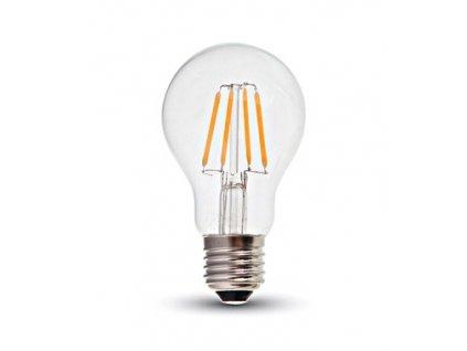 V-TAC LED vláknová žárovka VT-1885 4W E27