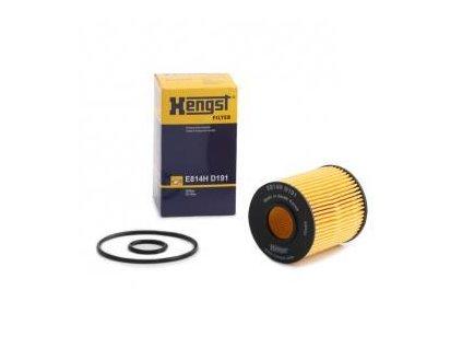 Hengst Filter olejový filtr - vložka filtru / 70.5mm