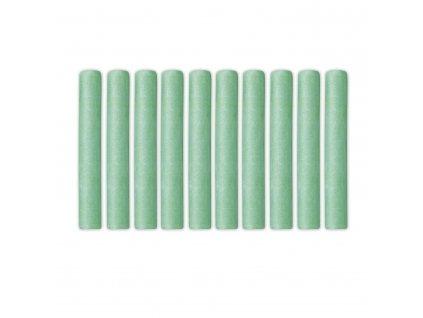 CleanMaxx sada vůní do WC štětky / 10 ks / jablko a citron / čistící kameny