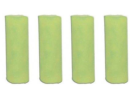 Vonná náplň do odtokové zátky Abfluss-Fee / jablko / citron / 4 ks
