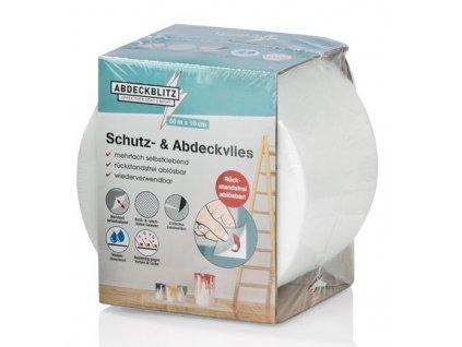 Abdeckblitz - Ochrana před barvou - krycí rouno 0,10x50m |malířské potřeby|