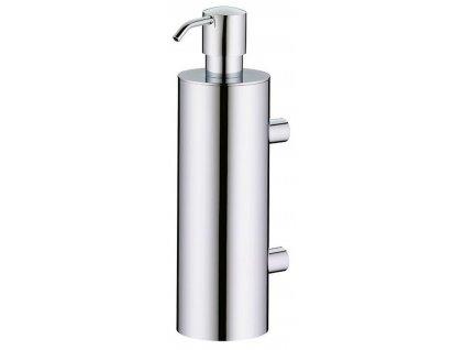 Kela Dávkovač mýdla nástěnný BRASS / mosaz / 400 ml