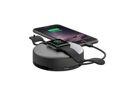 Přenosná nabíječka Nomad Pod pro Apple Watch / 1800 mAh