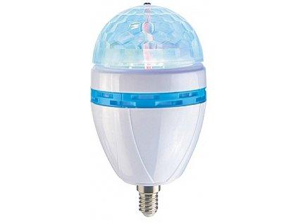 Party LED osvětlení E27 / HG01087A / barevné