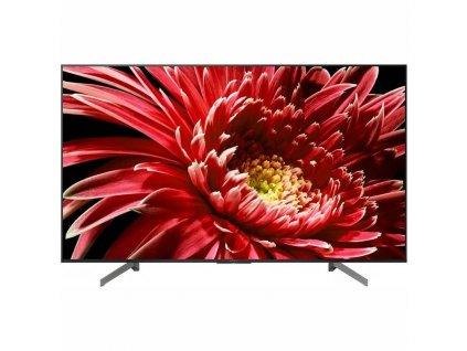 Televize Sony KD-75XG8596 - černá
