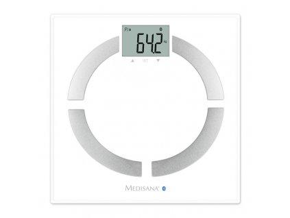 Medisana 40444 (BS 444) Osobní váha s Bluetooth + 3x ViFit connet MX3 náramky