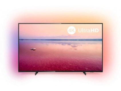 Televize Philips 55PUS6704 černá