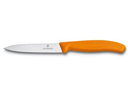 Victorinox - Kuchyňský nůž oranžový