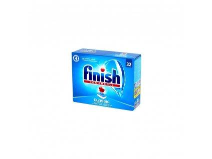 "Tablety do myčky FINISH / ""Powerball Classic"" / 32 ks / Poškozený obal"