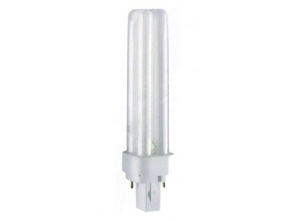Úsporná zářivka Osram DULUX D 18W/840 G24d-2 neutrální bílá 4000K