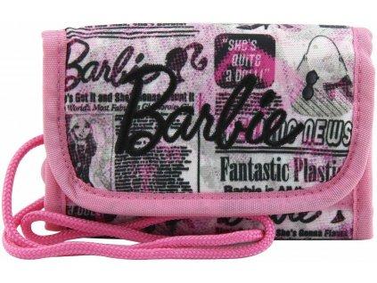 Peněženka s poutkem Barbie