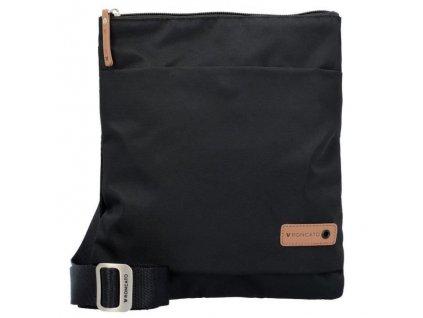 Taška přes rameno Roncato Sahara / černá