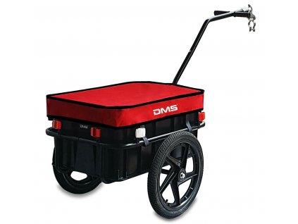 DMS Germany - Vozík na bicykel FH-01R / červený
