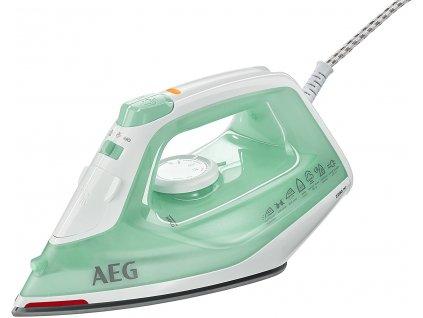 Napařovací žehlička AEG DB1720 - bílá/tyrkysová
