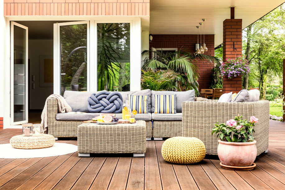 9 tipů na moderní uspořádání prostoru před domem
