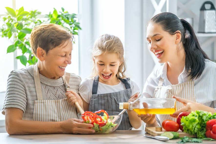 Kuchyně: 6 tipů na perfektní organizaci a pořádek
