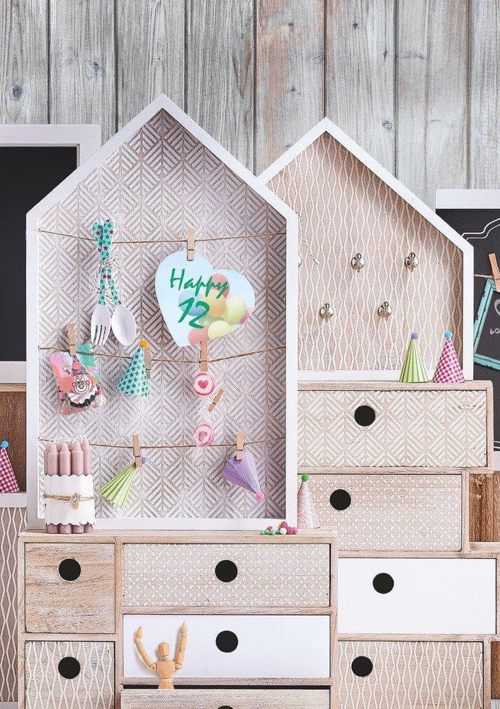 Minikomody využijete v obývacím pokoji i ložnici
