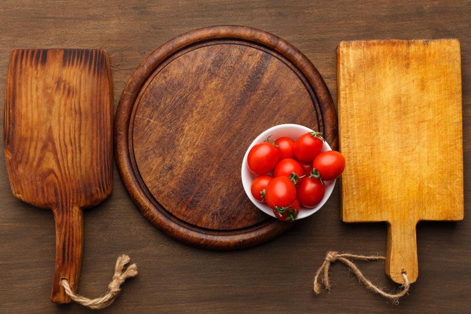 Dřevěné prkénko - jak si vybrat a jak se o to starat?