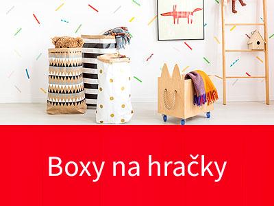 Boxy na hračky