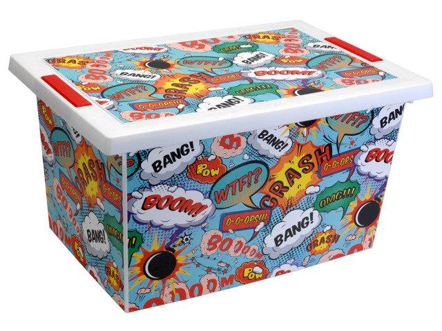 Krabičky a krabice na děti