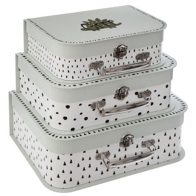 Dekorační krabice a krabice pro děti