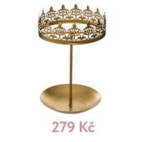 Stojan na šperky KORUNA, 27 cm