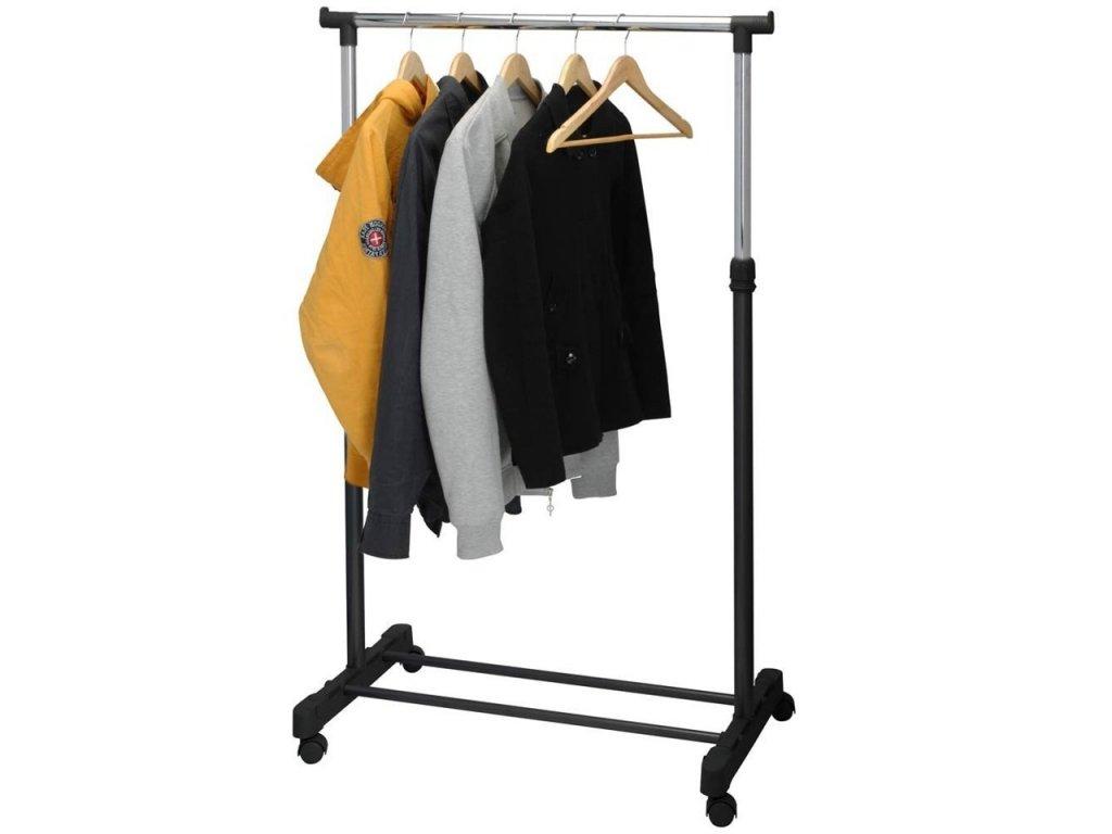 Věšák na oblečení - věšák na kolečkách Storagesolutions