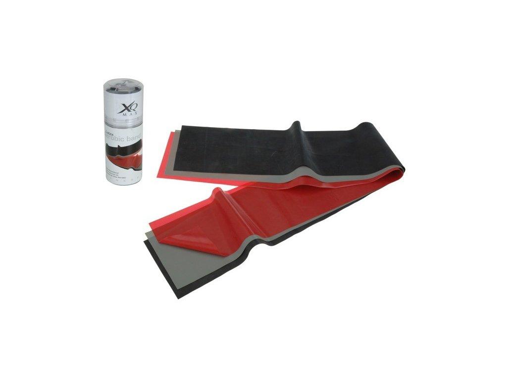 Cvičební pásy na aerobik – 3 kusy v sadě