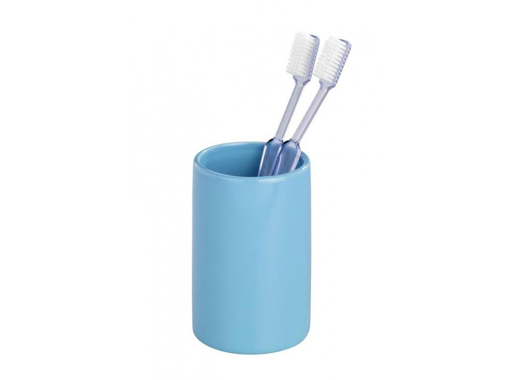 Nádobka na zubní kartáčky POLARIS LIGHT BLUE
