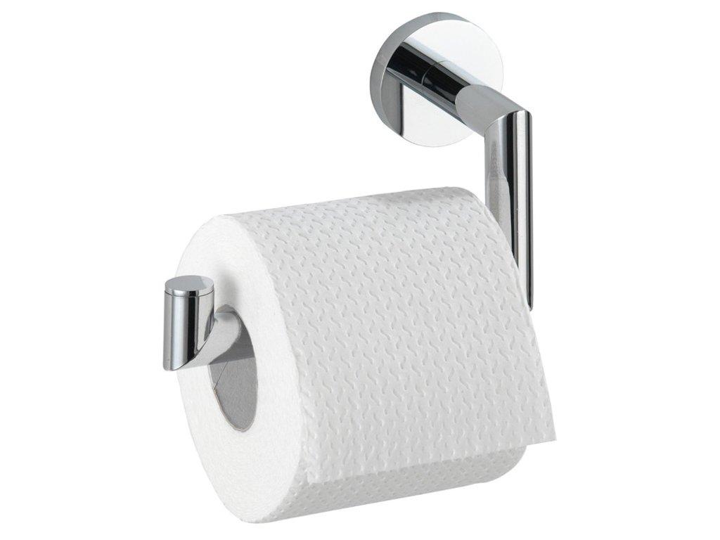 Držák na toaletní papír REVELLO, Power-Loc, chromovana ocel, WENKO