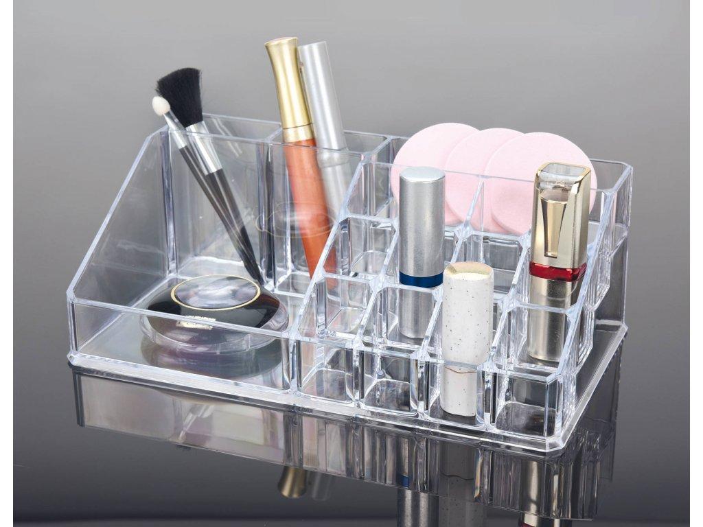 Organizér - BOX na kosmetiku 22x12 cm