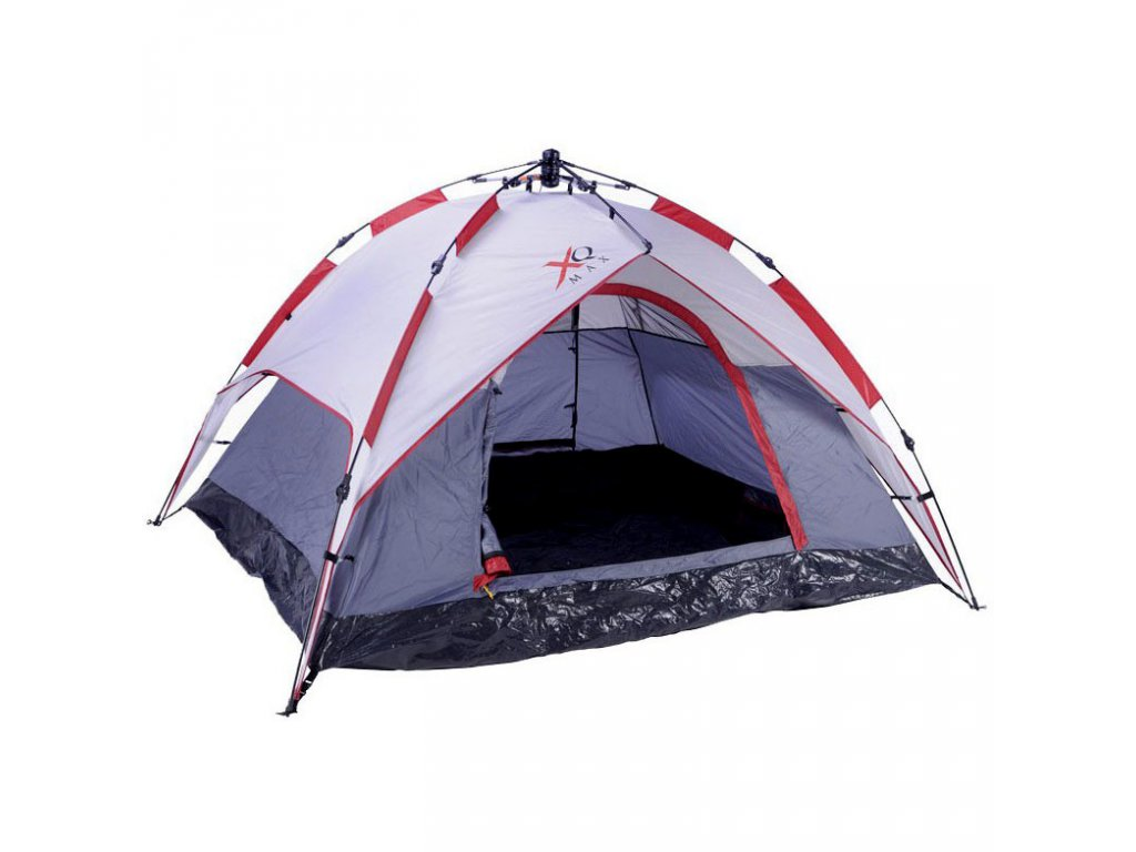 Turistický stan pro dvě osoby Iglú, 210x180x120 cm, XQ MAX