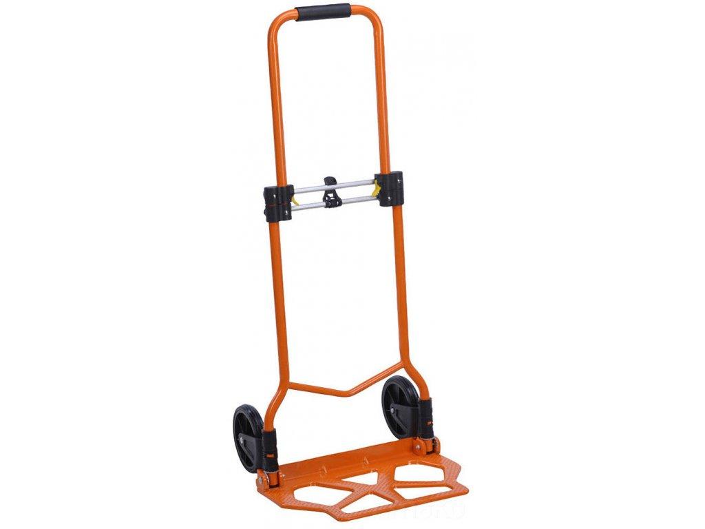 Skládací ruční vozík - rudlík