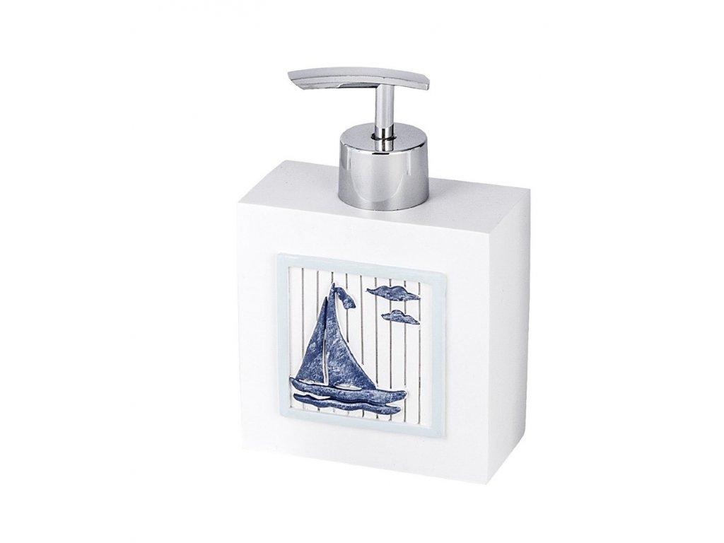 Dávkovač na mýdlo NAUTIC, WENKO
