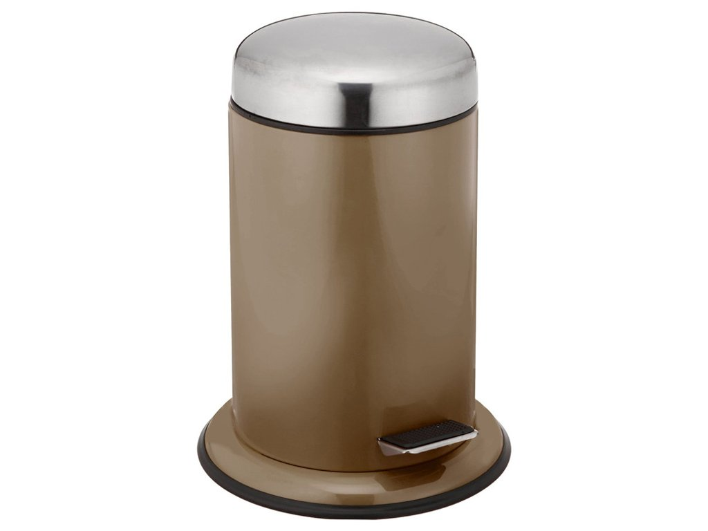 Odpadkový koš RETORO  BROWN - 3 l, WENKO