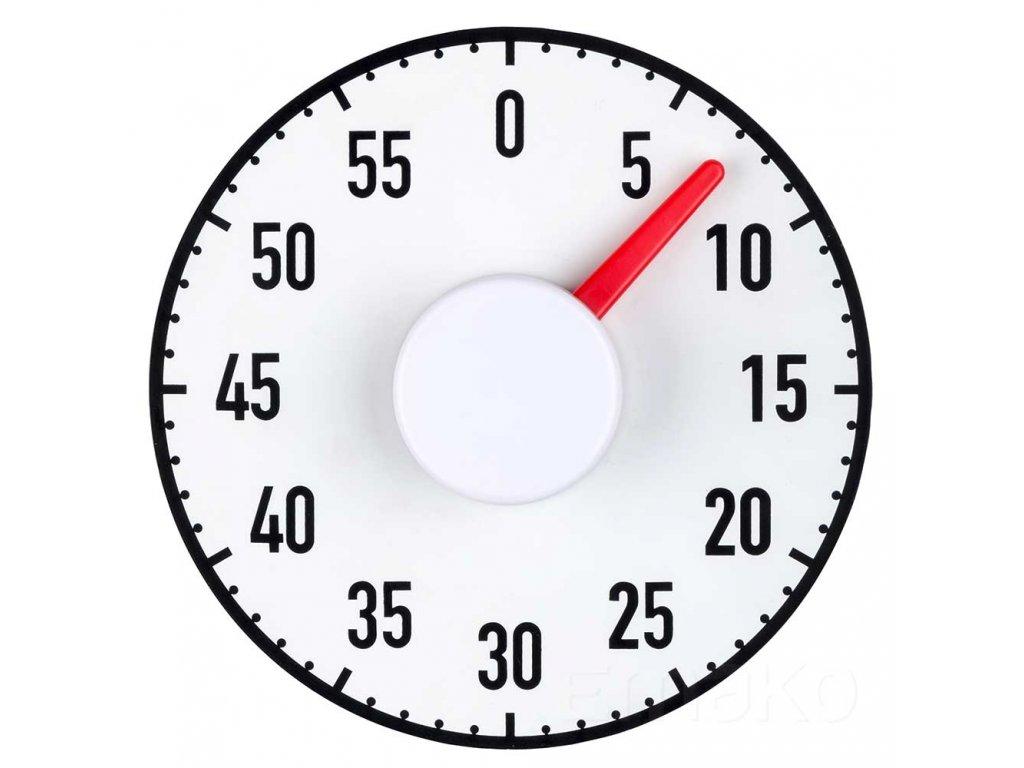 Kuchyňská minutka s magnetem - O 19 cm, WENKO