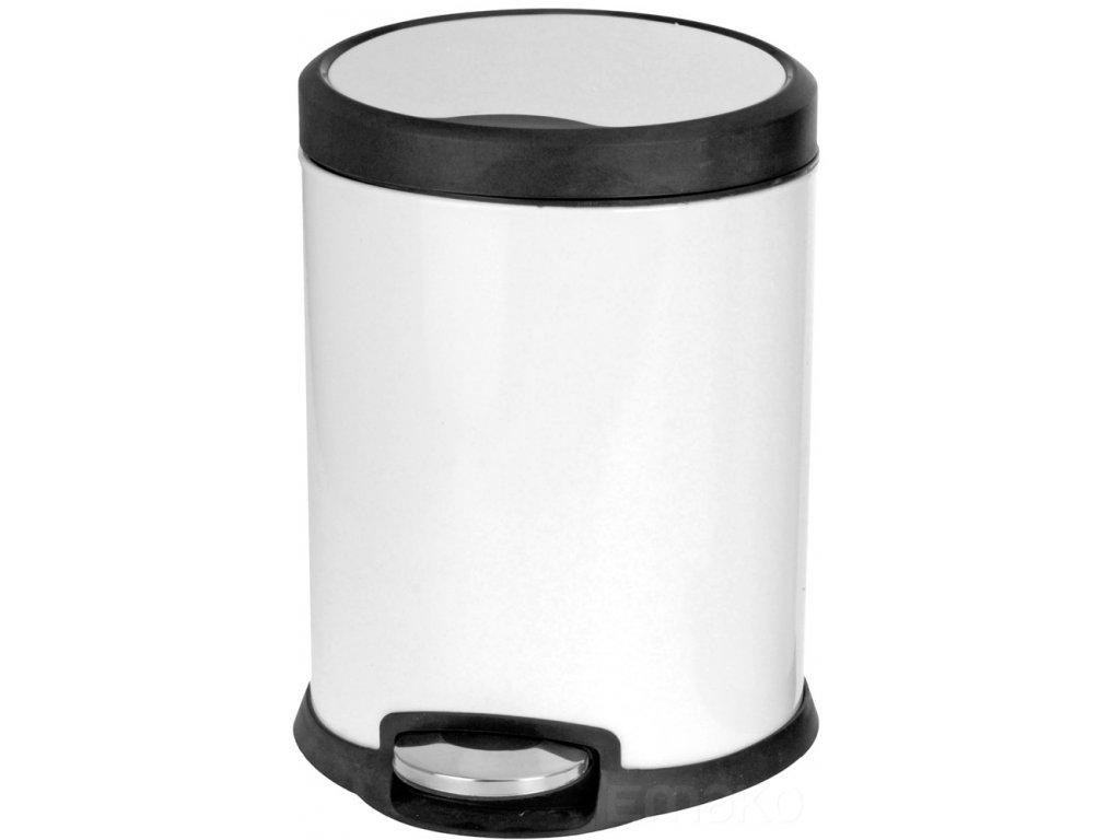 Odpadkový koš - nerezová ocel